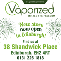 Vaporized Shandwick Place