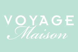 Voyage Maison website - web design and development